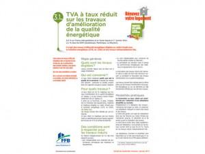 TVA à taux réduit