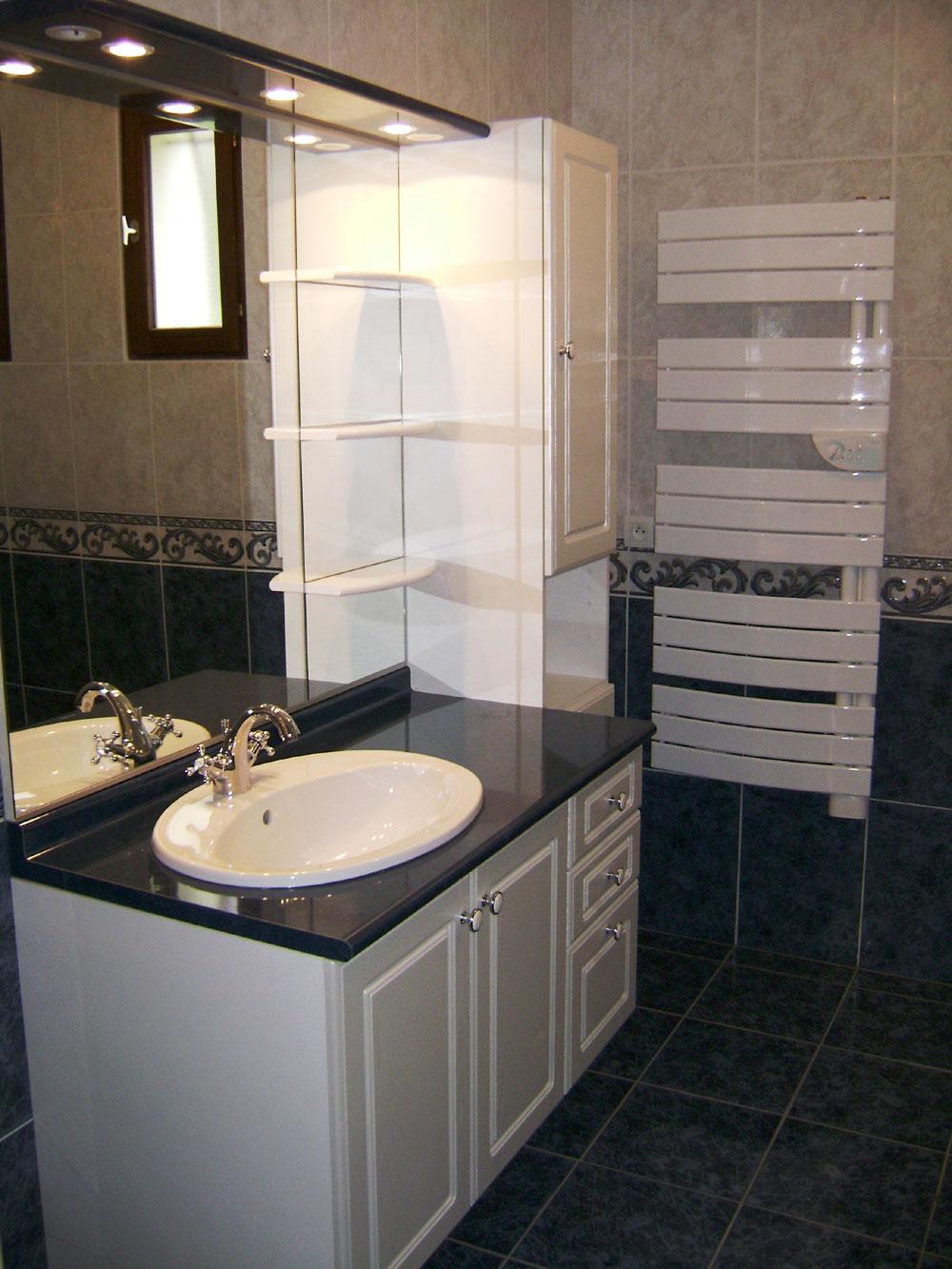vitre salle de bain fashion designs. Black Bedroom Furniture Sets. Home Design Ideas
